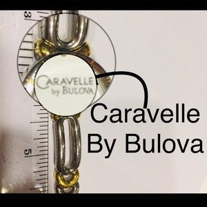 "⌚️Caravelle by Bulova "" QUARTZ"" Watch for Women⌚️"